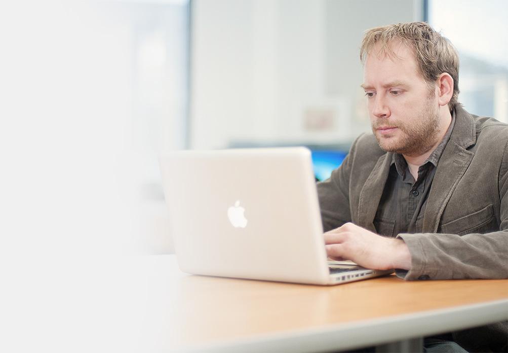 Securityexpert Peter Vreugdenhil