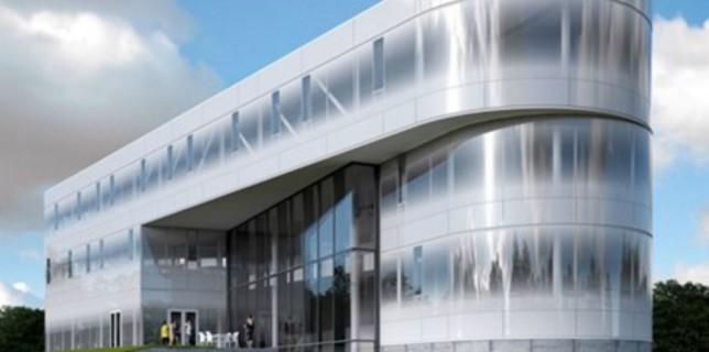 Het nieuwe kantoor van Vreugdenhil Dairy Foods gaat gebouwd worden volgens het Breeam-concept.