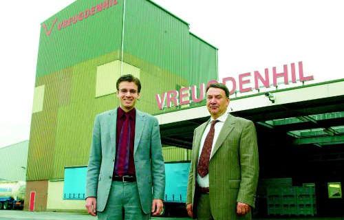 Jaap en Jan Vreugdenhil