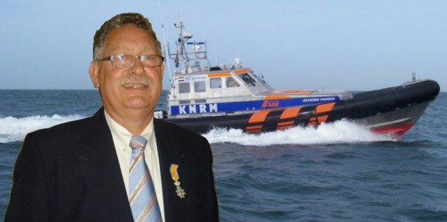 Aad Vreugdenhil, Lid in de Orde van Oranje-Nassau