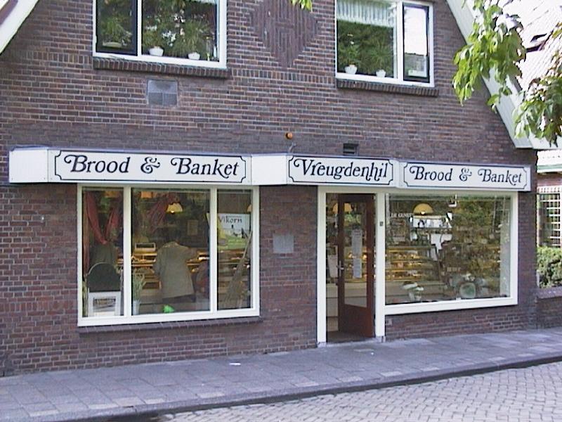 Bakkerij Jan Vreugdenhil (Tak J) is een pure bakkersfamilie, want Jan werd opgevolgd door zijn zoon Cor.